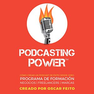 podcasting power